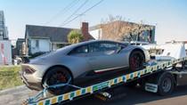 Polisi Australia Sita Lamborghini Bagian dari Kejahatan Narkoba