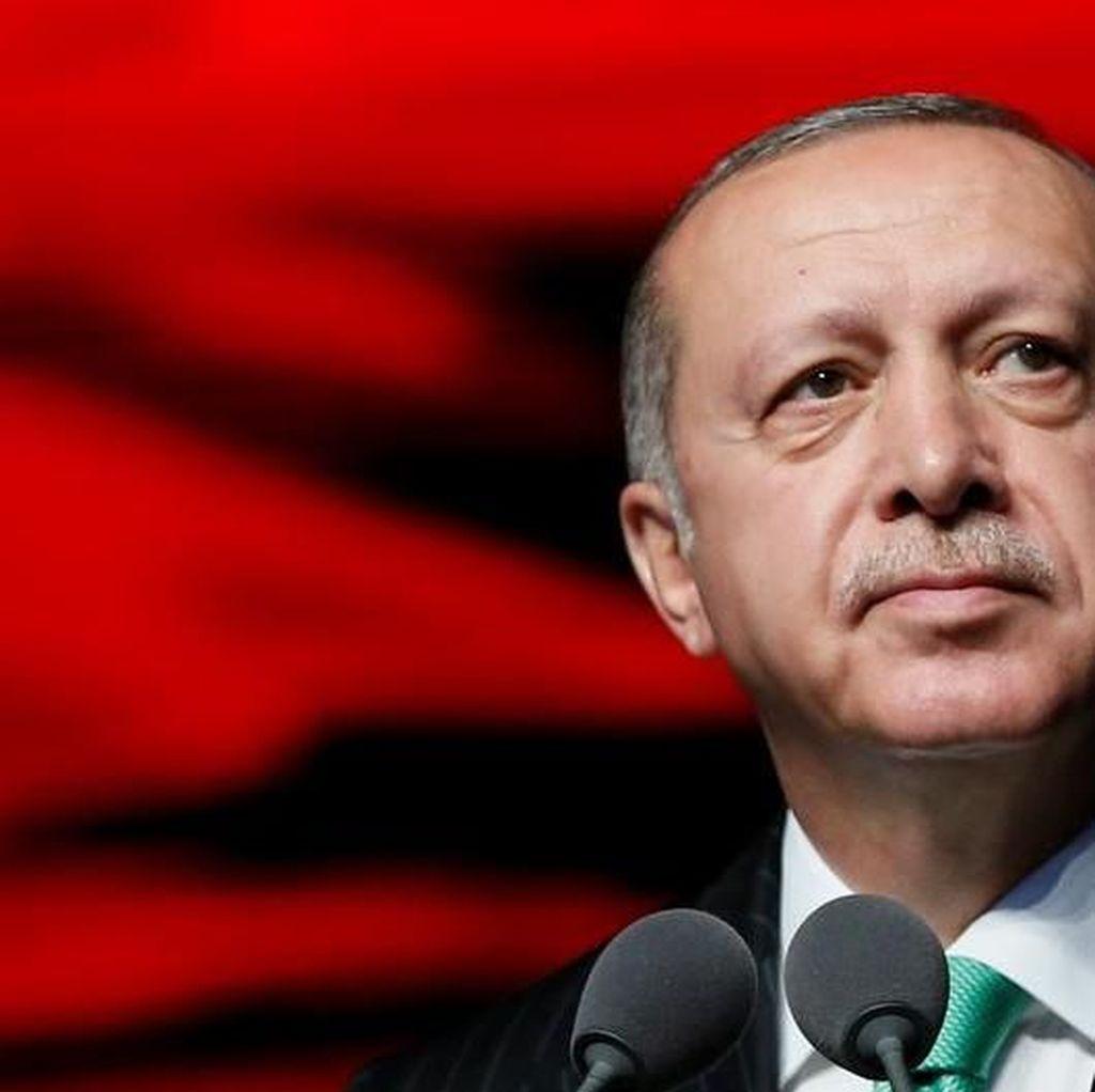 Erdogan Beberkan Kronologi Pembunuhan Khashoggi