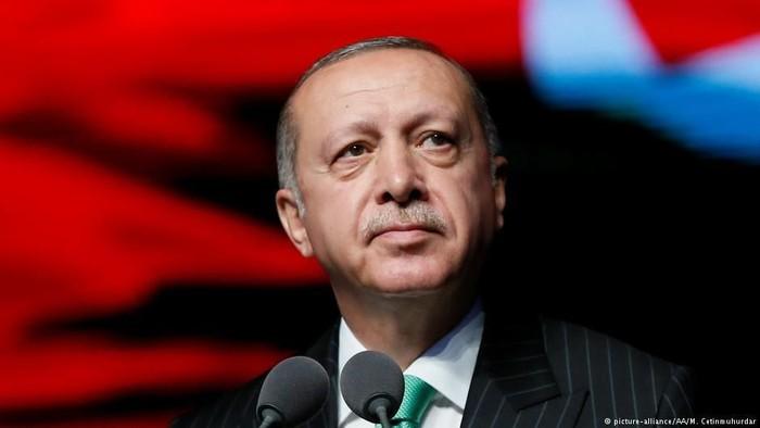 Erdogan Berharap untuk Membuka Halaman Baru dengan Jerman