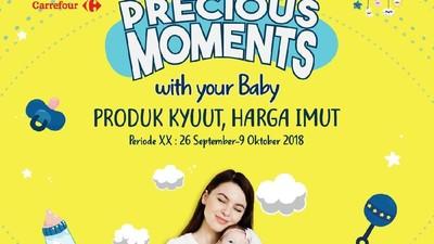 Cara Tepat Ciptakan Precious Moments Bareng Si Kecil
