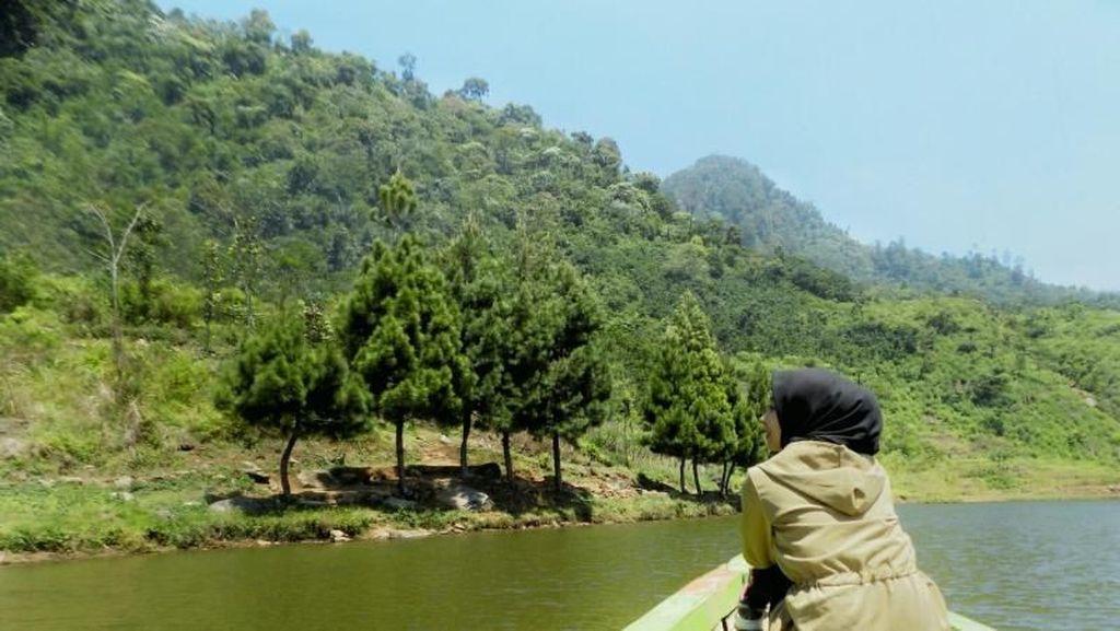 Situ Rawa Gede yang Cantik Tapi Tersembunyi di Bogor