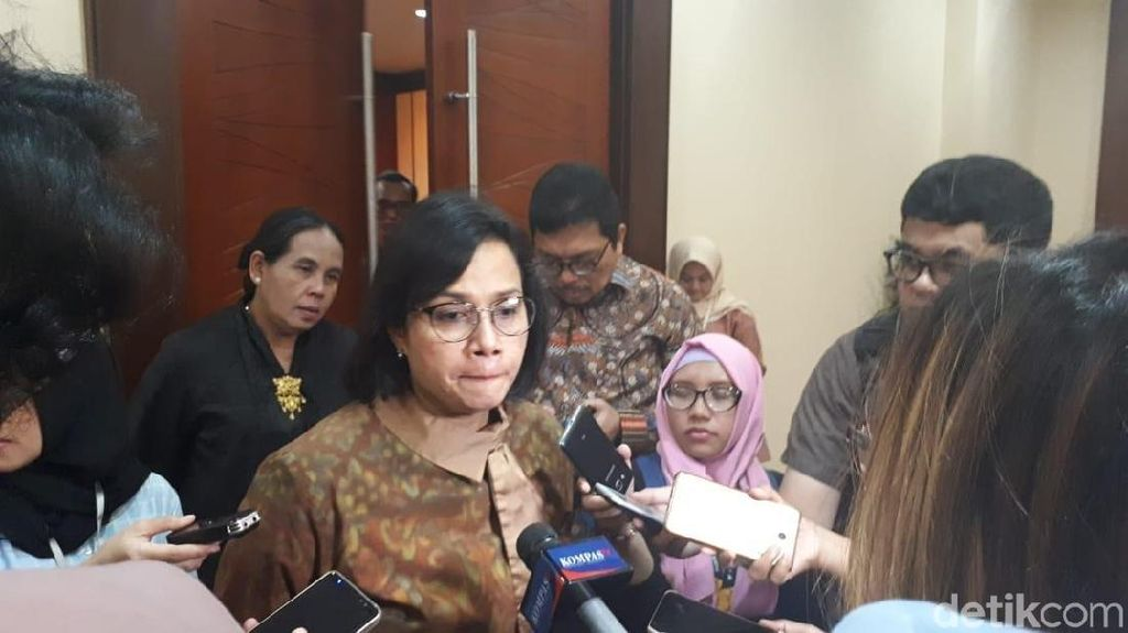 Curhat Sri Mulyani Kecewa Anak Buahnya di Pajak Ditangkap KPK