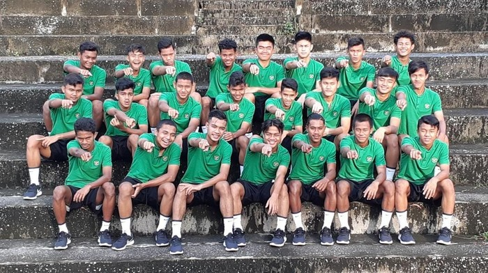 Timnas Indonesia U-16 lolos ke perempatfinal Piala Asia U-16 2018 (Foto: PSSI.org)