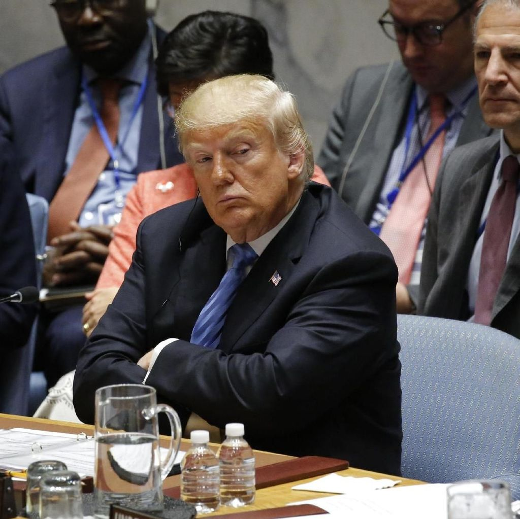 Trump Bantah Lindungi Pihak Saudi di Kasus Hilangnya Khashoggi