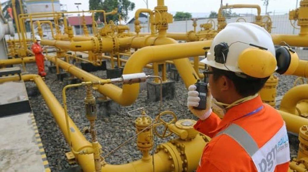 Strategi PGN Dongkrak Daya Saing Industri RI