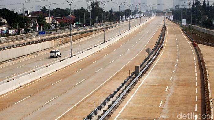 Pembangunan Tol Depok-Antasari (Desari) Seksi I yang dimulai sejak 2006 akhirnya rampung. Rencananya tol tersebut akan diresmikan hari ini.