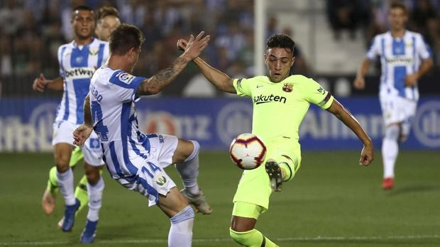 Munir Berpeluang Hengkang dari Barcelona pada Akhir Musim Ini