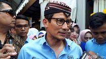 Sandiaga Tawarkan 2 Isu Utama ke Emak-emak di Surabaya