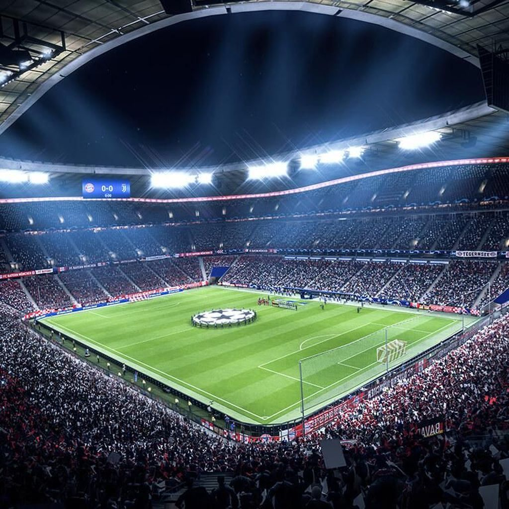 Formasi Pilihan untuk Main FIFA 19
