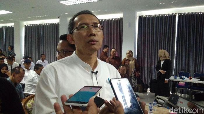 Teguh Haryono Direktur Corporate Affairs Cirebon Power (Foto: Sudirman Wamad)