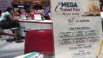 Serbu! Aneka Promo Paket Liburan di Mega Travel Fair Bandung