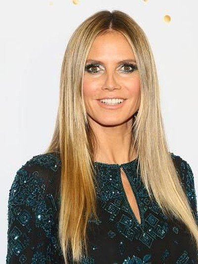 HOLLYWOOD, CA - SEPTEMBER 19:  Heidi Klum attends  the Americas Got Talent Season 13 Finale Live Show red carpet at Dolby Theatre on September 19, 2018 in Hollywood, California.  (Photo by Gabriel Olsen/FilmMagic)