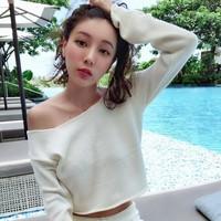 Debbie merupakan selebgram dan bos online shop asal Taiwan. Dibalik kesibukannya, Debbie juga hobi liburan. (yehdeb/Instagram)