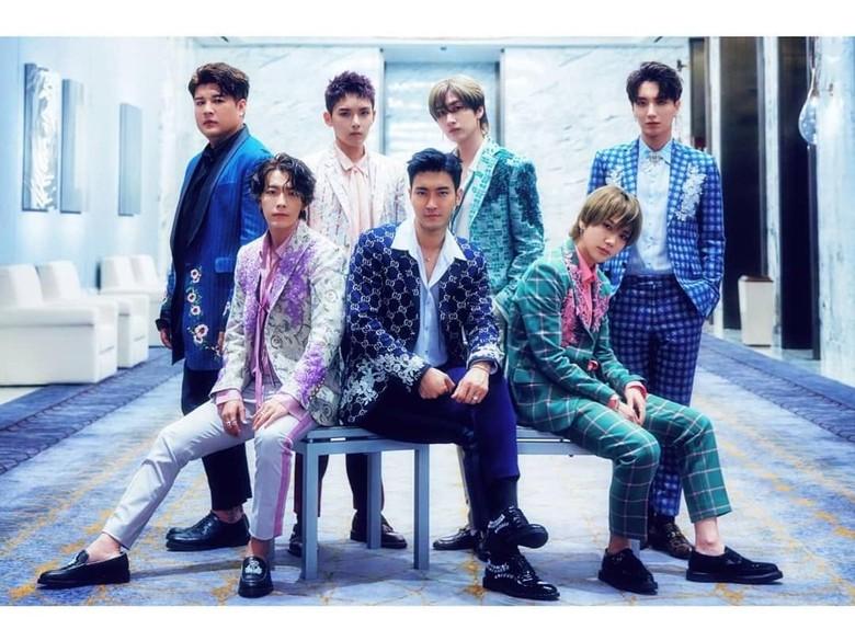 Rilis Animal, Super Junior Puncaki Chart iTunes di 17 Negara