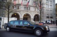 Mobil Donald Trump.
