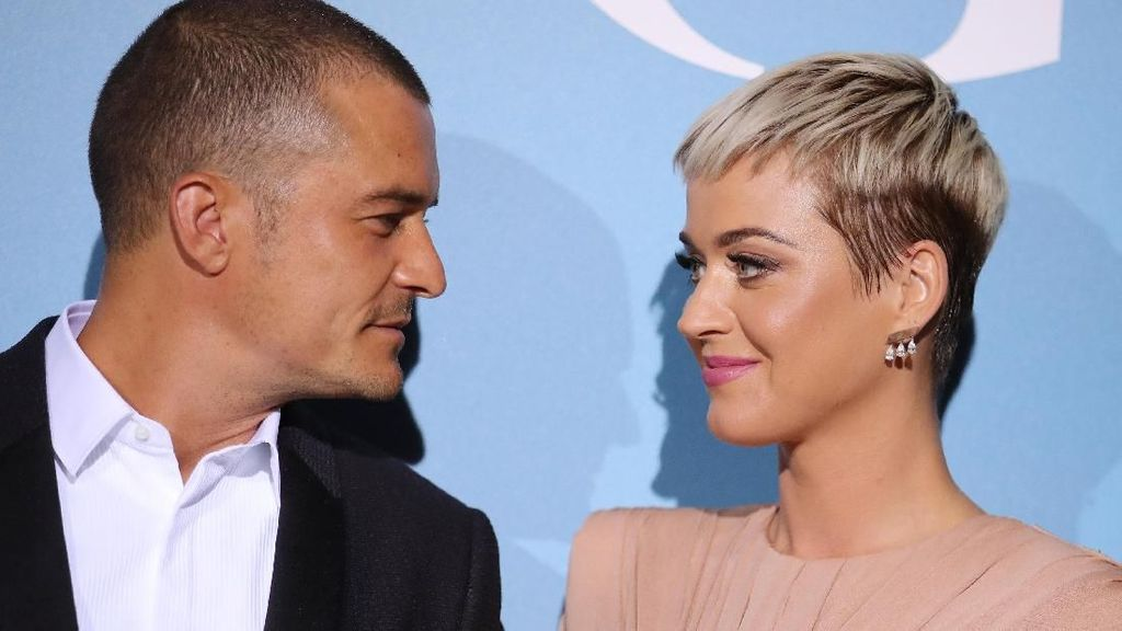 Katy Perry dan Orlando Bloom Dikabarkan Resmi Tunangan saat Valentine