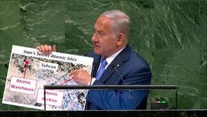 Israel Tuduh Iran Sembunyikan Bahan Nuklir di Teheran