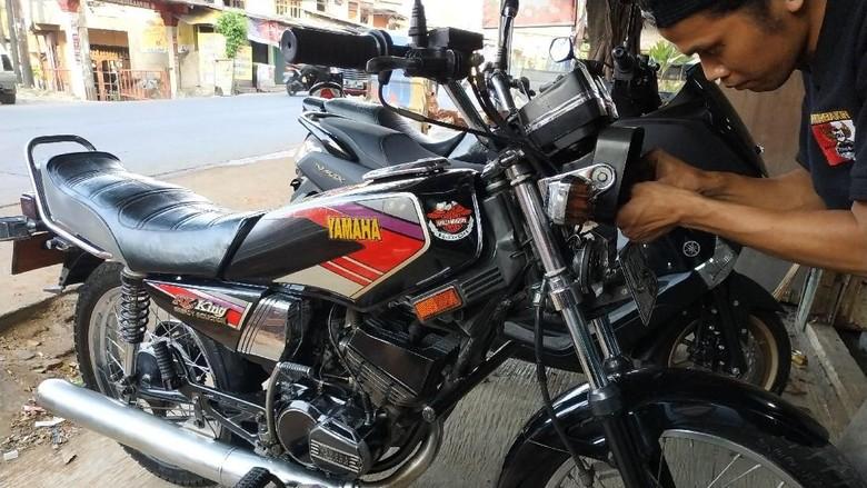Yamaha Rx King Kobra Tahun 1994 Ditawar Rp 20 Juta Nggak