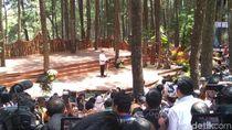 Jokowi Mengaku Heran Warga Sekitar Hutan Indonesia Tetap Miskin