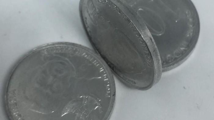 ilustarsi uang receh