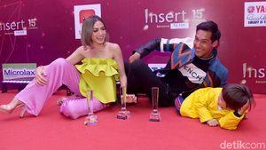 Jessica Iskandar Sebut Richard Kyle Sudah Cocok Jadi Ayah