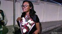 Cerita Mahasiswa Papua yang Beri Bunga ke Iriana Jokowi