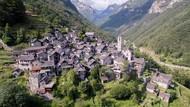 Foto: Unik! Satu Desa Ini adalah Hotel