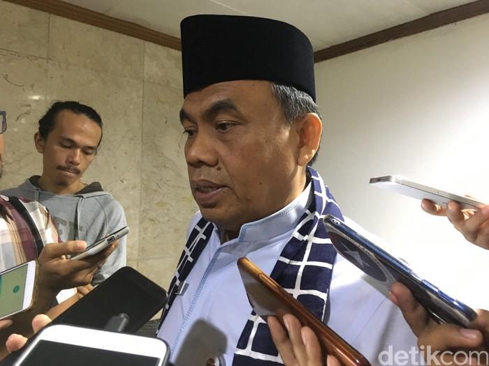 Sekretaris Daerah DKI Saefullah