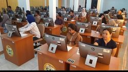2,6 Juta CPNS Lulus Seleksi Administrasi