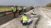 Kecelakaan, Sopir Mobil Kapolres Tulungagung Langgar Batas Kecepatan