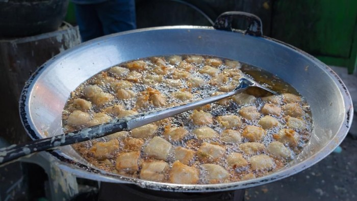 Goreng-gorengan (Foto: shutterstock)