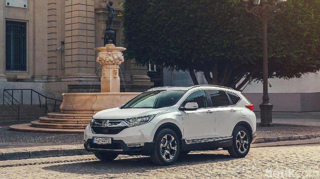 SUV Hybrid Pertama Honda, Konsumsi BBM Hampir 20 Km/Liter