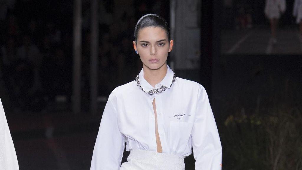 Kendall Jenner Kembali Jadi Model Termahal, Ini Bayaran Fantastisnya di 2018