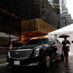 Apa Saja yang Berubah dari Mobil Donald Trump?