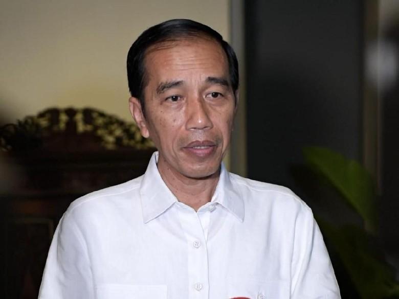 Ditanya soal Tampang Boyolali, Jokowi Tertawa
