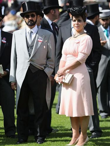 Putri Haya Al Hussein dikabarkan kabur dari suaminya Perdana Menteri dan Wakil Presiden UEA Sheikh Mohammed bin Rashid Al Maktoum.