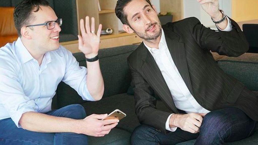 Facebook Mau Diacak-acak, Pendiri Instagram Membela