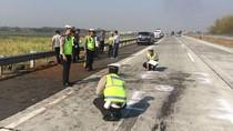 Tol SuMo Tempat Kecelakaan Kapolres Tulungagung Minim Penerangan