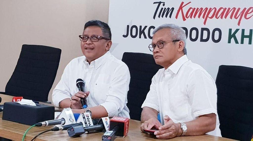Klaim Ada 5.200 Jurkam, Kubu Jokowi Bandingkan dengan Tim Prabowo