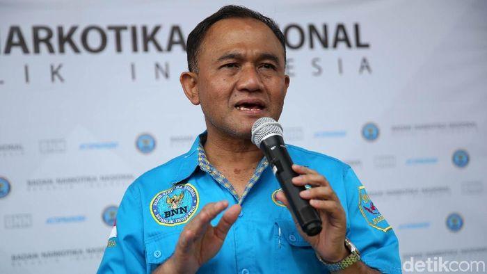Kepala BNN Heru Winarko /Foto: Agung Pambudhy