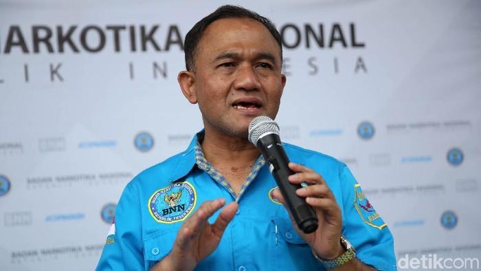 Heru Winarko (Agung Pambudhy/detikcom)