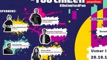 Mau Jadi Content Creator Andal? Ikuti dYouthizen With Smartfren