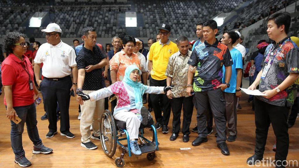 Ini Saran Agar Venue Asian Para Games Ramah Disabilitas