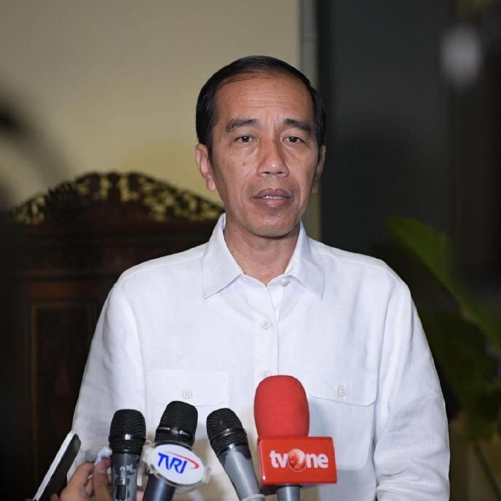 Jokowi Heran Dana Kelurahan Dikaitkan dengan Politik