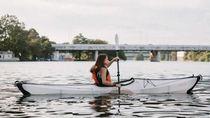 Perahu Kayak Unik, Bisa Dilipat Seperti Origami