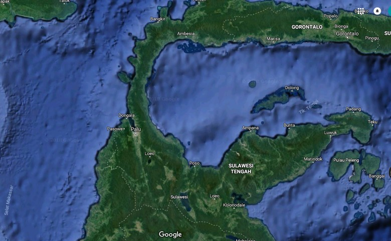 Usai Gempa di Donggala, Air Laut Naik hingga Lantai 2 Hotel Mercure