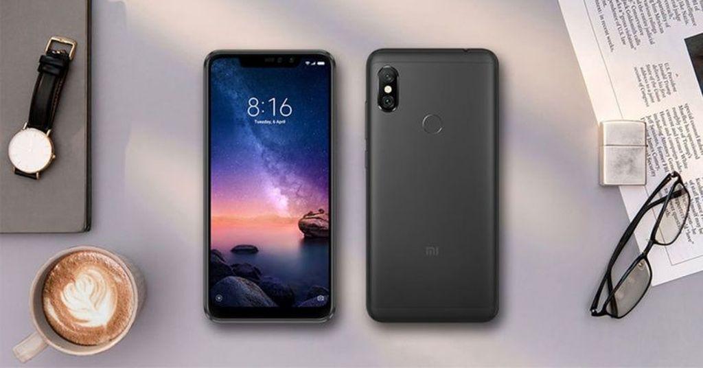 Peluncuran ponsel ini pertama dilakukan di Thailand, yang juga menjadi negara pertama yang bisa menikmati ponsel penerus Redmi Note 5 Pro. Foto: Gizchina