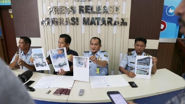 Ubah Kos-kosan Jadi Lab Emas, 3 WN China di NTB Ditangkap