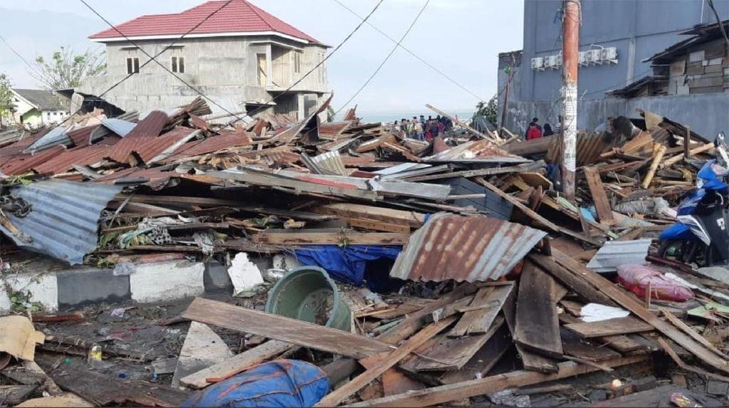 Data Terkini Korban dan Kerusakan Gempa-Tsunami Palu