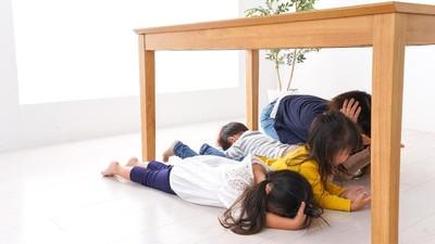 6 Cara Mengurangi Rasa Takut Anak Setelah Terjadi Gempa